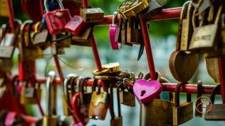 Love locks....